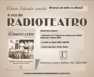Livro Radioteatro